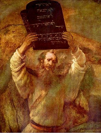 DZIESIĘĆ PRZYKAZAŃ BOŻYCH – DEKALOG – Bazylika Św. Jacka