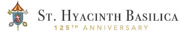 St. Hyacinth Basilica Logo